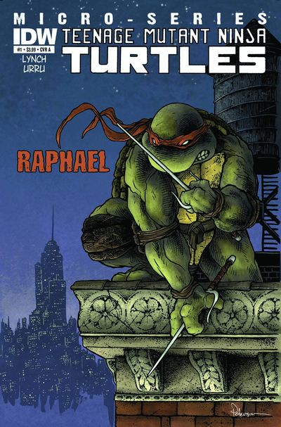 Raphael from comics (10)