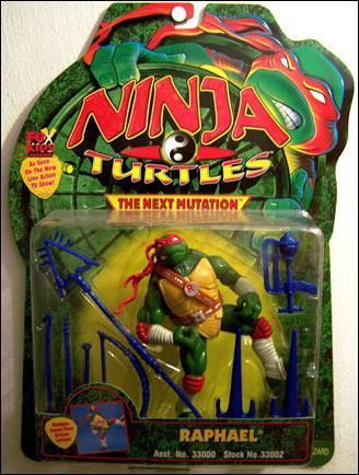 Raphael (Next Mutation) boxed