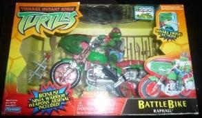 Battle Bike Raphael (boxed)