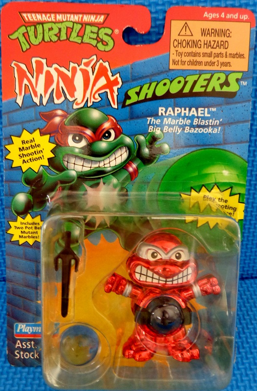 Shooter Raphael (boxed)