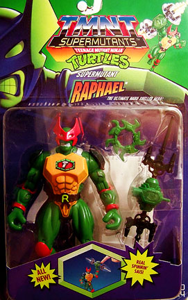 Supermutant Raphael (boxed)
