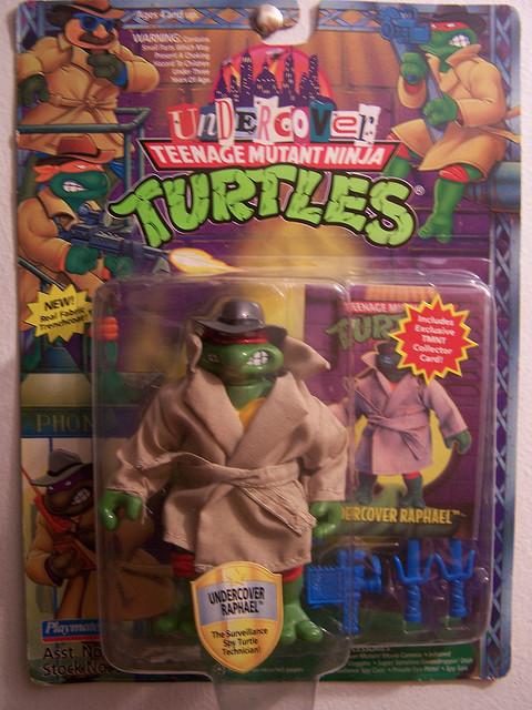 Undercover Raphael (boxed)
