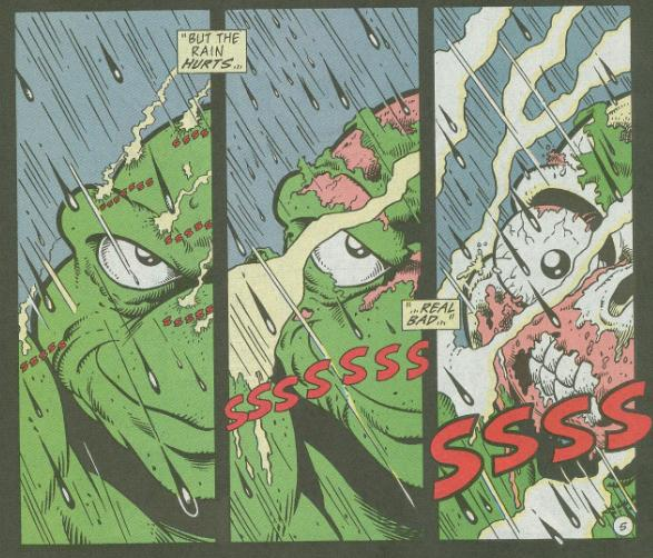 Raph from TMNT Adventures #62