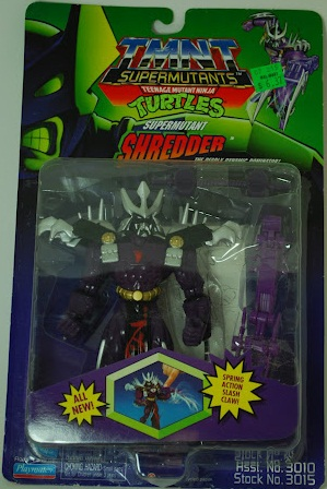 Supermutant Shredder (boxed)