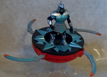 Turbo Bashers. Shredder (figure)