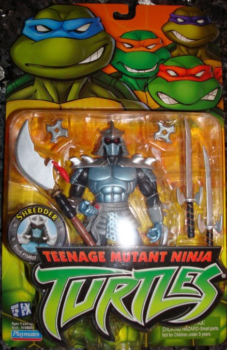 Shredder 2003 (boxed)