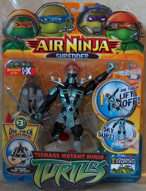 Air Ninja Shredder (boxed)