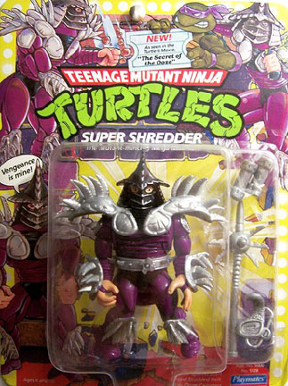 Super Shredder (boxed)