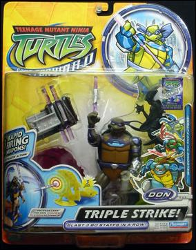 Triple Strike Don (boxed)