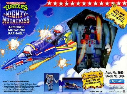 Airforce Mutation Raphael (boxed)