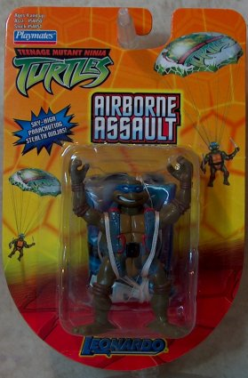 Aiborne Assault Leonardo (boxed)