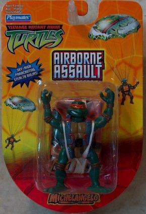 Airborne Assault Michelangelo (boxed)