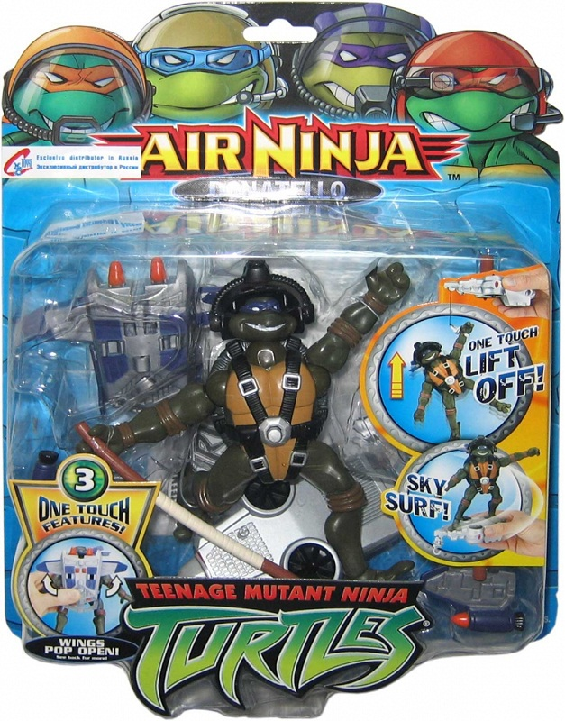 Air Ninja Donatello (boxed)