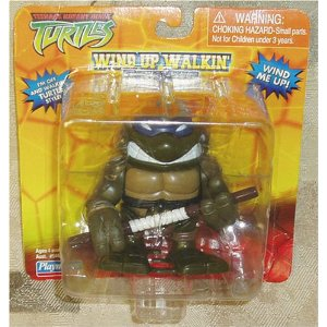 Wind Up Walkin' Donatello (boxed)