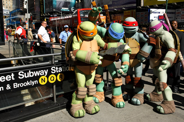 TMNT 2012 in NYC (photo 1)