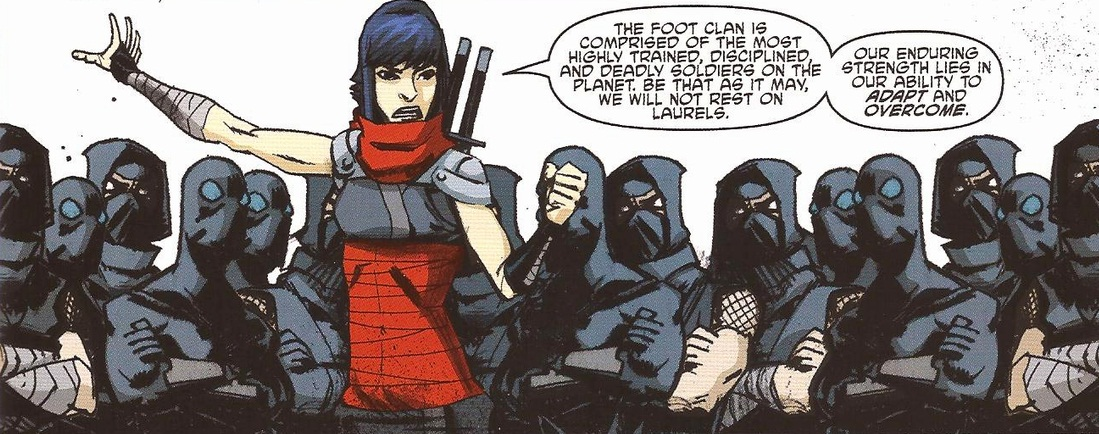 Foot Clan from comics (9)