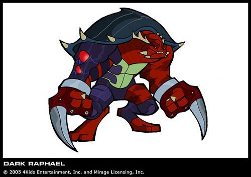 Dark Raphael (concept)