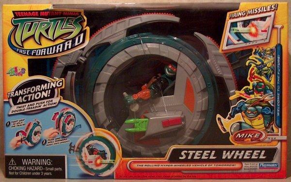 Steel Wheel Mike (boxed)