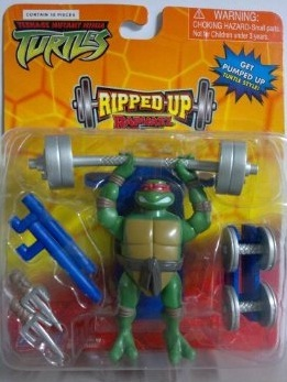 Mini Ripped Up raphael (boxed)