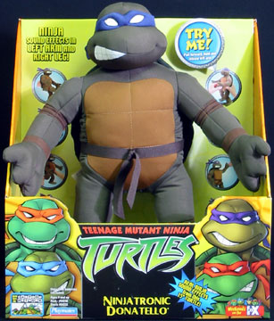Ninjatronic Donatello (boxed)