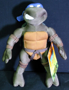 Mini Plush Donatello (boxed)