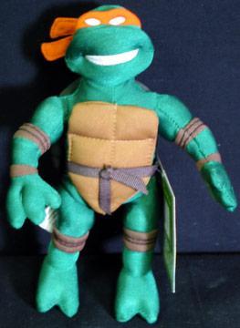 Mini Plush Michelangelo (toy)