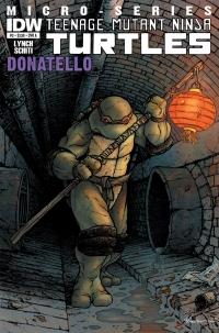 Micro-series: Donatello