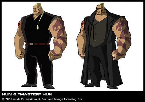 Hun (concept 2003) 2