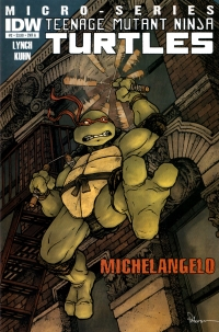Micro-series: Michelangelo