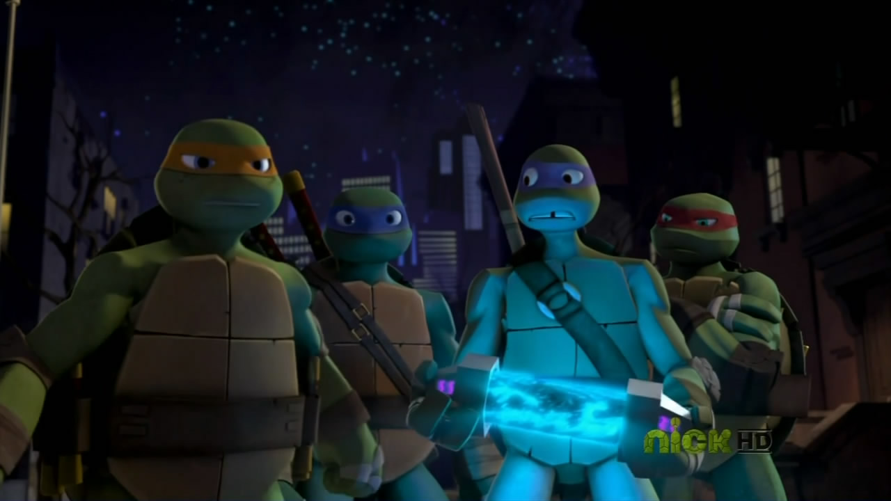 Rise of the Turtles. Part 2 (1)