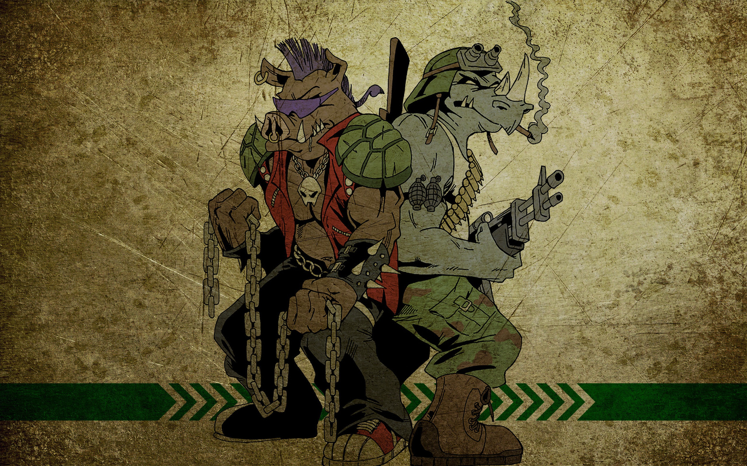 TMNT wallpaper miscellaneous 24 (2560х1600)