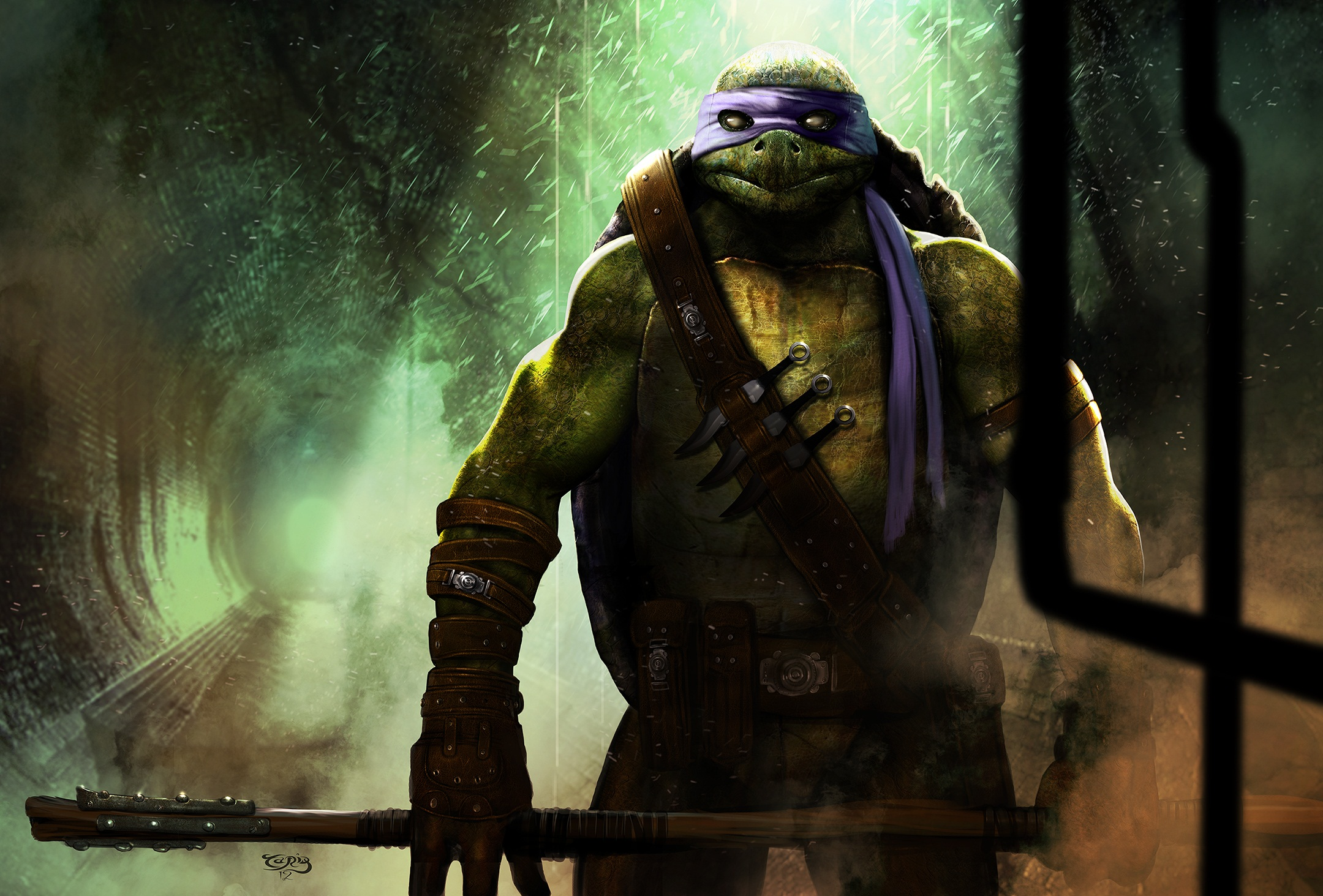 TMNT wallpaper miscellaneous 29 (2160x1463)