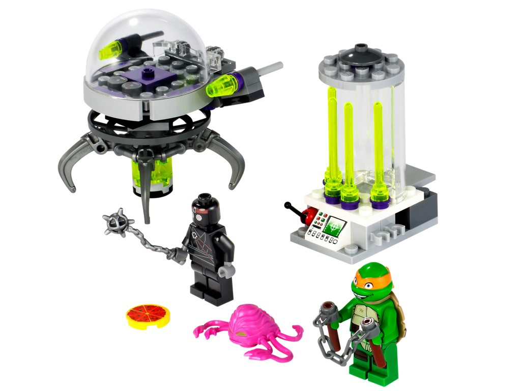 Lego. Kraang Lab Escape (2)