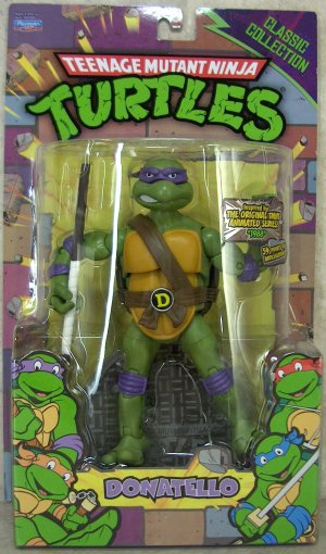 Classic Collection. Donatello (boxed)