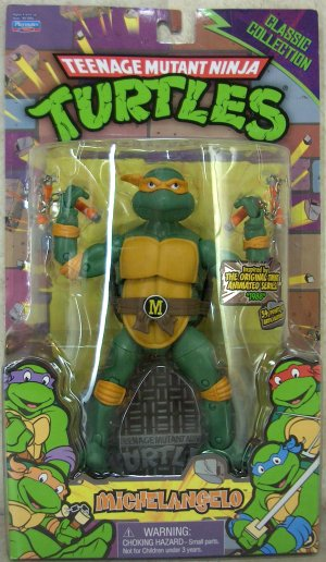Classic Collection. Michelangelo (boxed)