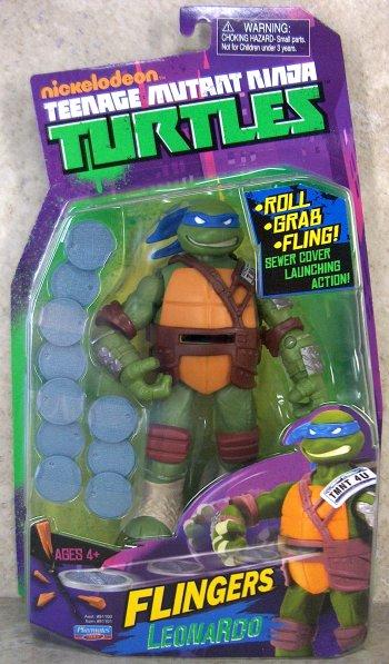 Flingers. Leonardo (boxed)