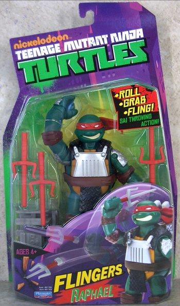 Flingers. Raphael (boxed)
