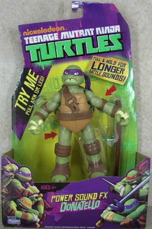 Power Sound FX Donatello (boxed)