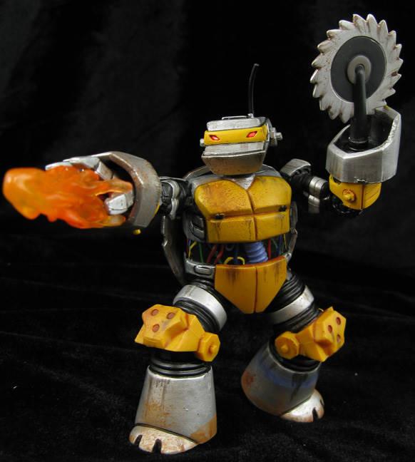 Metalhead, toy, 2012 (2)