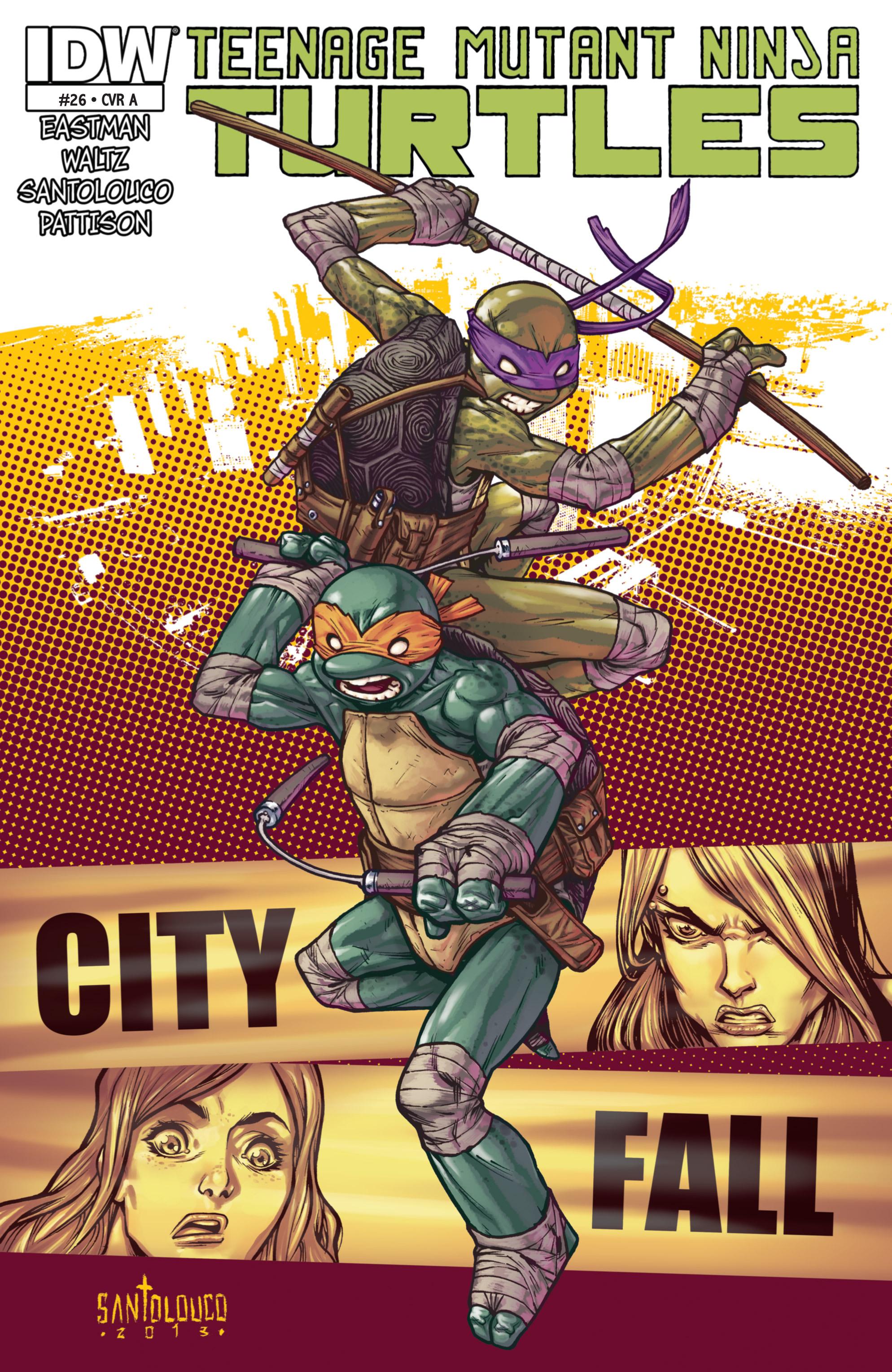 Комиксы черепашки ниндзя скачать в pdf торрент