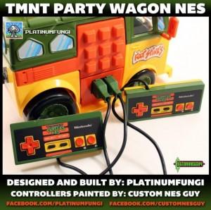 TMNT party wagon nes (3)
