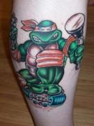 черепашки ниндзя татуировка микеланджело.jpg