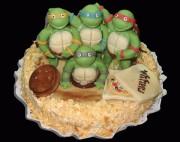 Черепашки Ниндзя - торт (1).jpg