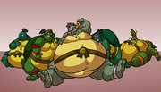 Commission__Draken_and_TMNT_by_fyuvix.jpg