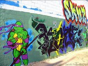 Donatello graffiti by Kanz.jpg