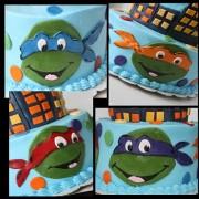 Торт с Черепашками Ниндзя (2).jpg