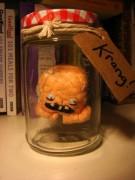 My pet krang in jar by Mick Minogue.jpg
