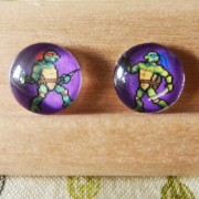 Teenage Mutant Ninja Turtles 8-bit Earrings.jpg