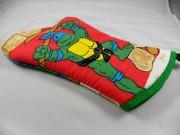 Teenage Mutant Ninja Turle Vintage Reclaimed Fabric Oven Mitt (3).jpg