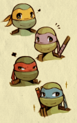 _tmnt__faces_by_kame_cha-d5lagi1.png